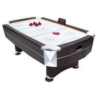 mighty mast air hockey table